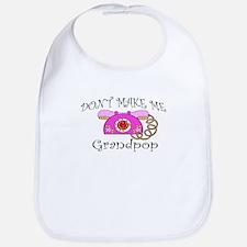 Call Grandpop Girl Bib