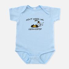 Call Grandpop Boy Infant Bodysuit