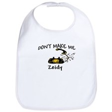 Call Zeidy Boy Bib