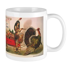 Thanksgiving Bounty Mug