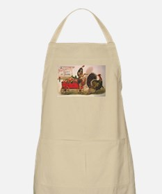 Thanksgiving Bounty BBQ Apron
