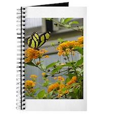 Yellow Butterfly Journal