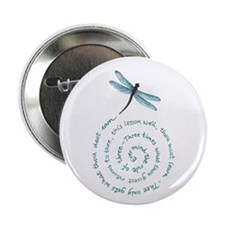 """Witches law-rule of three 2.25"""" Button (10 pack)"""