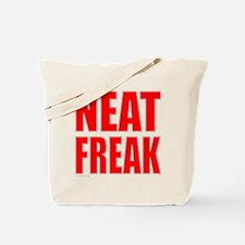 NEAT FREAK Tote Bag