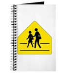 School Crossing Sign - Journal