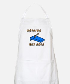 Nothing But Hole BBQ Apron