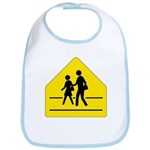 School Crossing Sign - Bib