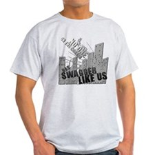 No One On The Corner Has Swag T-Shirt