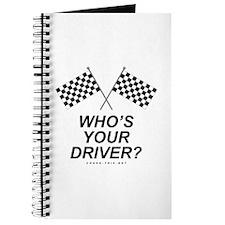 Checker Flag Driver Journal