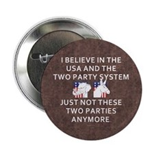"New Politics 2.25"" Button (10 pack)"