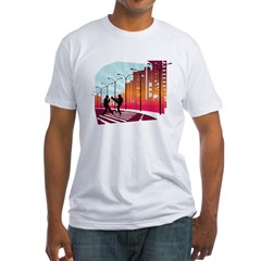 Kicking in the City Shirt