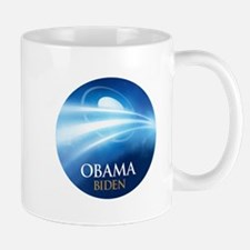 Obama-Biden Blue Light Mug