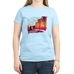 Kicking in the City T-Shirt