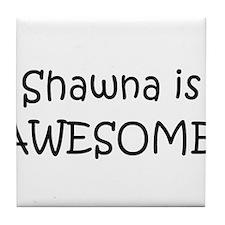 Shawna Tile Coaster