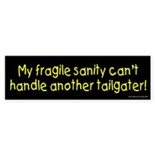 Fragile Sanity (sticker)