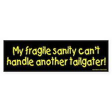 Fragile Sanity (sticker)