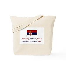 Perfect Serbian Princess Tote Bag