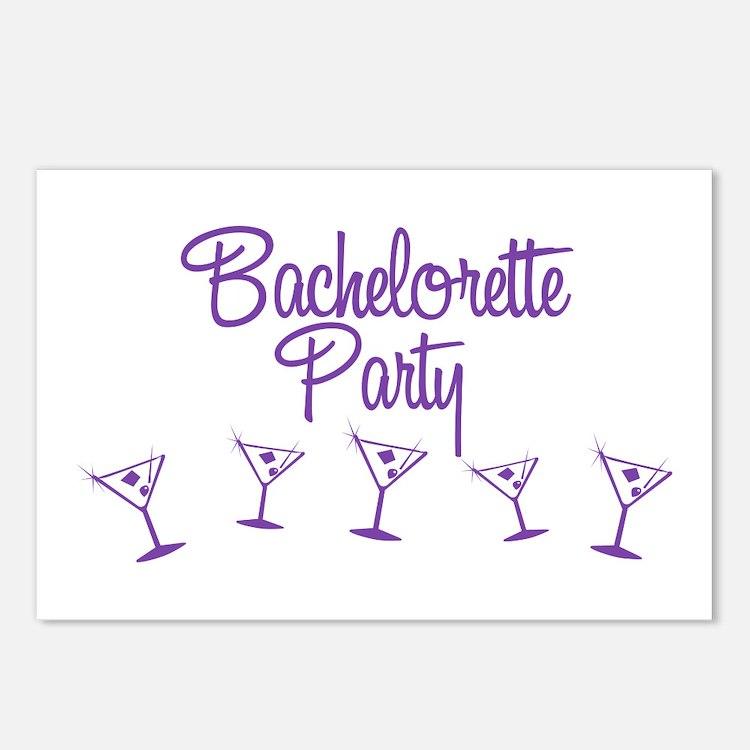 Bachelorette party supplies postcards bachelorette party for Bachelorette party decoration packages