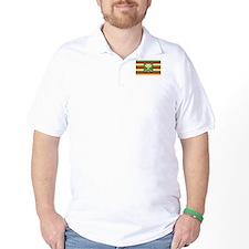 Kanaka Maoli Flag T-Shirt