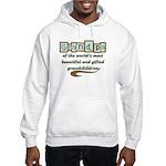 Grandpa of Gifted Grandchildren Hooded Sweatshirt