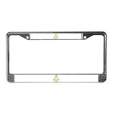 Cute Masons License Plate Frame