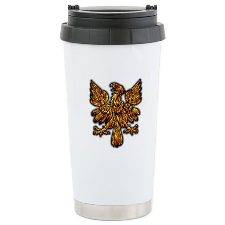 Firebird Stainless Steel Travel Mug