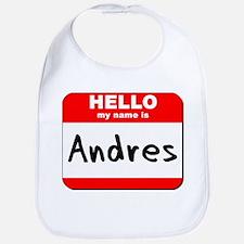 Hello my name is Andres Bib