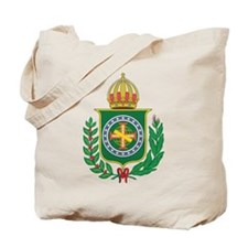 Brazil Empire Coat of Arms Tote Bag