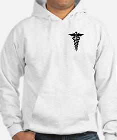 Medical Symbol Caduceus Jumper Hoodie