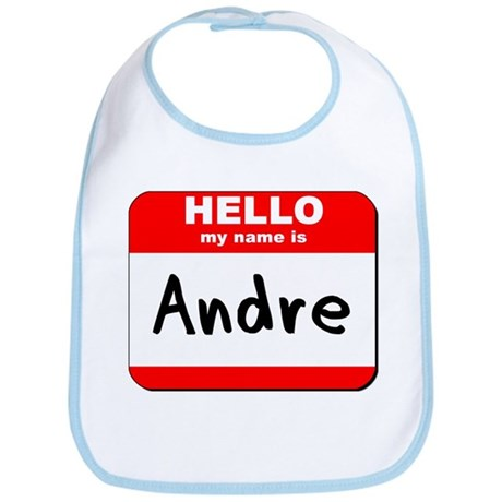 Hello my name is Andre Bib