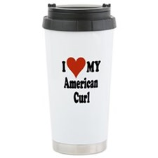 American Curl Travel Mug