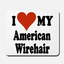 American Wirehair Mousepad