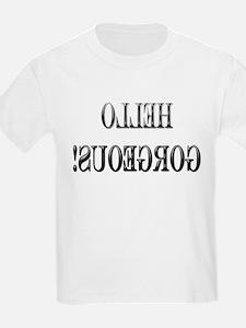 Cute Backwards T-Shirt