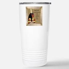 Ma'at Travel Mug