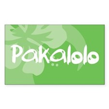 Pakalolo Decal