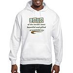 Lolo of Gifted Grandchildren Hooded Sweatshirt