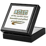 Lolo of Gifted Grandchildren Keepsake Box