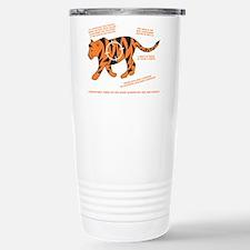 Tiger Facts Travel Mug