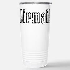 Airmail Stainless Steel Travel Mug