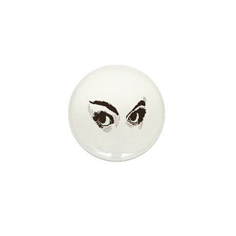 Fun Eyes Mini Button