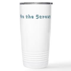 On the Screws Travel Mug