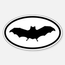 BAT Oval Decal