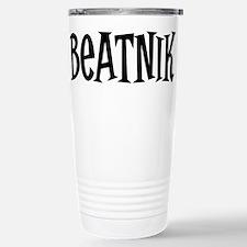 Beatnik Stainless Steel Travel Mug