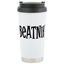 Beatnik Travel Mug