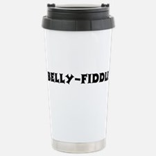Belly-Fiddle Stainless Steel Travel Mug
