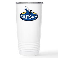 SRFBOY Travel Mug