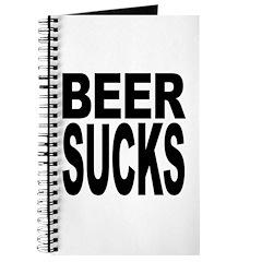 Beer Sucks Journal