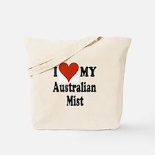 Australian Mist Tote Bag