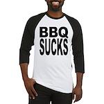 BBQ Sucks Baseball Jersey