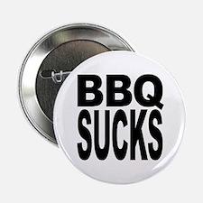 """BBQ Sucks 2.25"""" Button"""